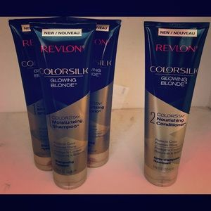 Revlon Blonde Shampoo & Conditioner Bundle!